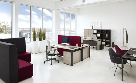 BÜROMÖBEL | Pape+Rohde - Büroeinrichtungen