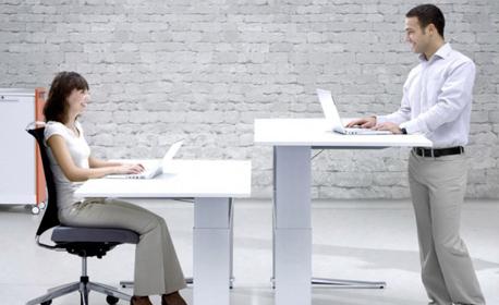Steh/Sitz Arbeitsplätze