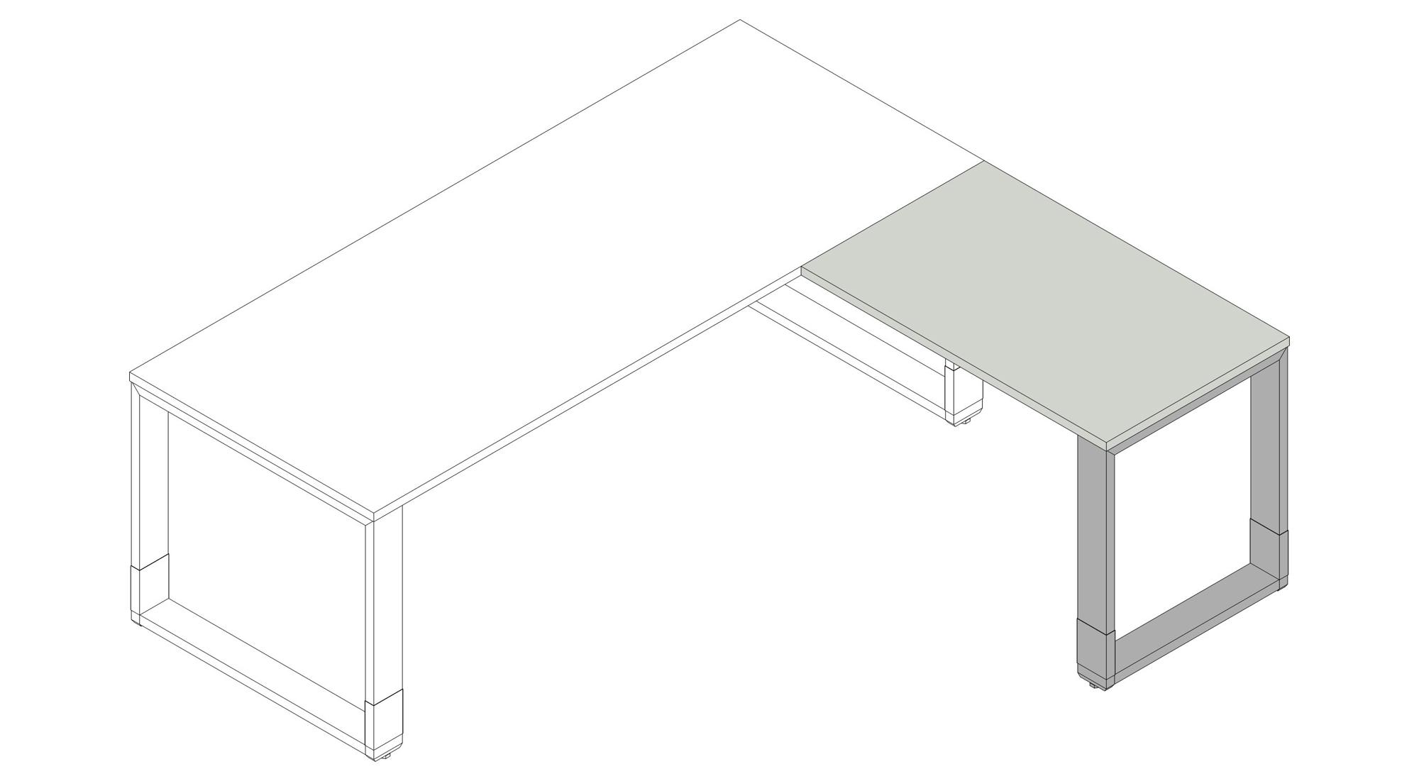 Ausgezeichnet Klain Büromöbel Zeitgenössisch - Schlafzimmer Ideen ...