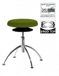 Löffler ERGO 3 V - Ergonomischer Sitzhocker