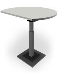 P + R KLAIN Stehpult / Steh-Sitz PC-Tisch