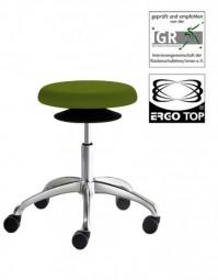 Löffler ERGO 3 – Ergonomischer Rollhocker