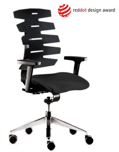 SITAGWAVE Basic - ergonomischer Bürostuhl mit Kunststoffrücken ...