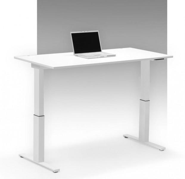 Höhenverstellbarer Schreibtisch Leuwico Spine 2 Basic Paperohde