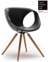 TONON UP CHAIR 907 Basic WOOD Design Stuhl
