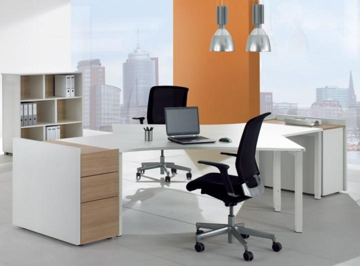 Schreibtisch System Assmann TriASS | Pape+Rohde - Büroeinrichtungen