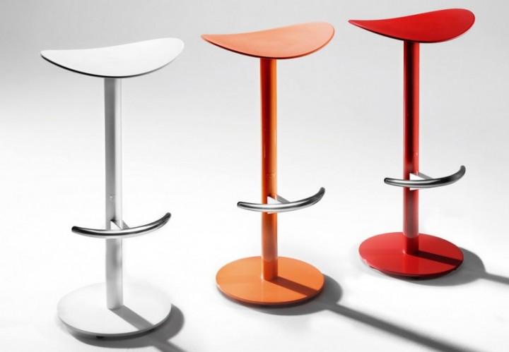 ENEA Barhocker, Modell Coma In drei Sitzhöhen erhältlich (Basic ... | {Barhocker modern 53}