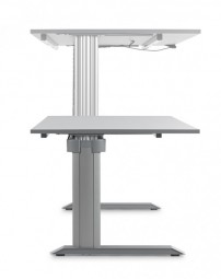 Leuwico Go2 Basic Steh-Sitz-Schreibtisch