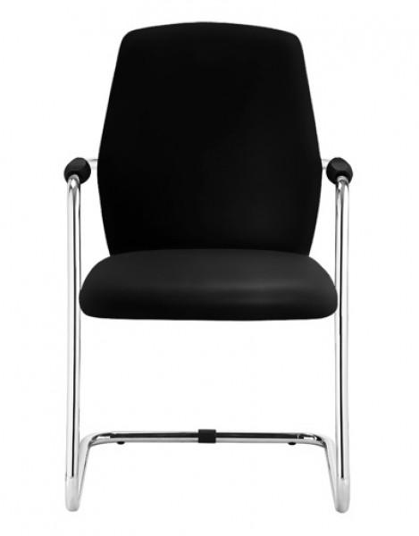 sitland uni 01 freischwinger stuhl mit hoher r ckenlehne pape rohde b roeinrichtungen. Black Bedroom Furniture Sets. Home Design Ideas