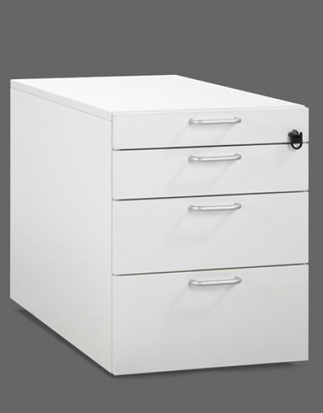 Rollcontainer Leuwico desk-add mit Melaminbeschichtung | Pape+Rohde ...