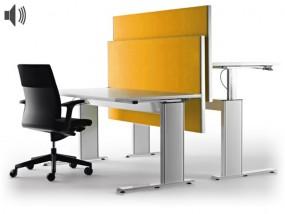 Preform Decato Modul System - Akustik Tischaufsatz