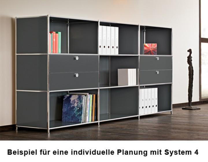 Viasit System 4 Sideboard Paperohde Büroeinrichtungen
