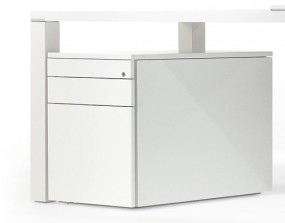 Leuwico desk-add Rollcontainer