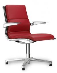 Sitland Sit.it Classic - Leder Konferenzstuhl
