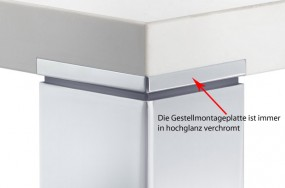 Leuwico Fußgestelle iONE