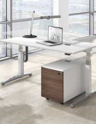 ASSMANN Büromöbel - Canvaro Motortisch