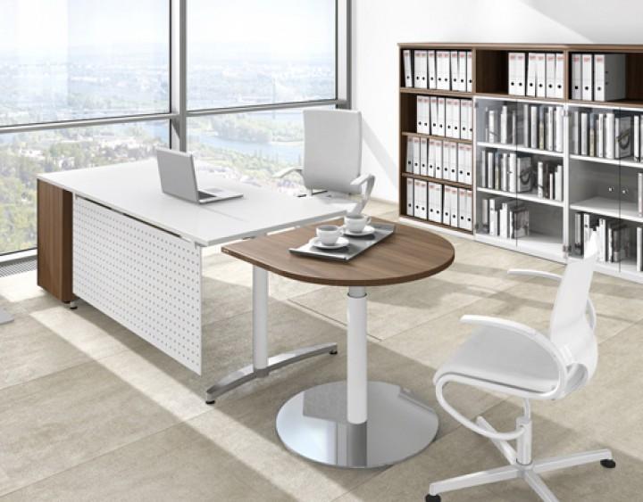 Schreibtisch System Assmann Canvaro Pape Rohde Buroeinrichtungen