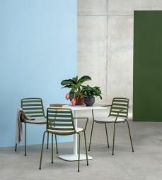 ENEA IRON 80 cm – Design Tisch