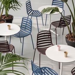 ENEA STREET – Outdoor Stuhl im modernen Design