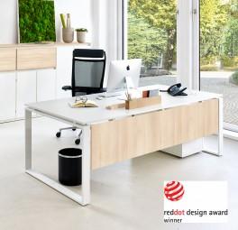 INTERO O – der preisgekrönte Schreibtisch für Designliebhaber