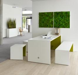 Meeting – Tisch B 200 x H 75 cm
