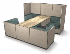 P+R Places - Set 4 - Meeting und Lounge