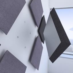 P + R KLAIN Akustik Wand- & Deckenabsorber