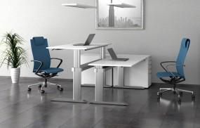 Leuwico Go2 Basic Steh-Sitz-Schreibtisch DRV
