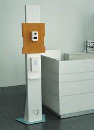 Leuwico Hygiene Point Plus zur kontaktlosen Nutzung
