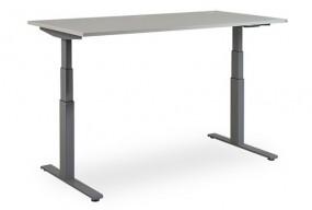 Leuwico SPINE-O Steh-Sitz Schreibtisch