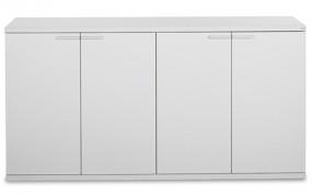 Leuwico iSCUBE Sideboard | B 160 cm | Flügeltürenschrank