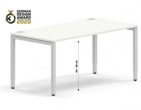 NowyStyl Design Schreibtisch - ab Lager lieferbar / Express-Lieferung 5 Werktage ab Werk