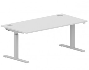 NowyStyl eModel 2.0 Steh-Sitz-Schreibtisch - ab Lager lieferbar / Express-Lieferung 5 Werktage