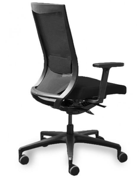 febr one 20 ergonomischer b rostuhl f r gesundes sitzen pape rohde b roeinrichtungen. Black Bedroom Furniture Sets. Home Design Ideas