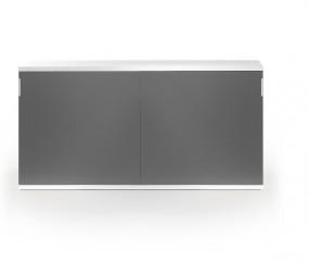Leuwico iSCUBE Sideboard | B 160 cm | mit Schiebetüren