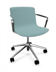Sitland MILOS – Design Stuhl mit Rollen