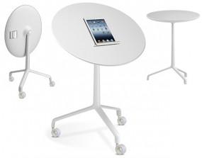 Sitland Use Me 01 rund – klappbarer Tablet Tisch