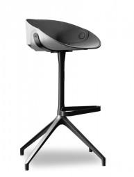TONON FL@T STOOL 923 Comfort ALUMINIUM Design Stuhl