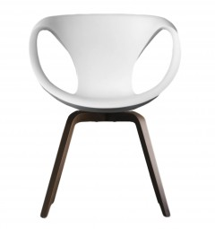 TONON UP CHAIR 907.B1 WOOD Design Stuhl