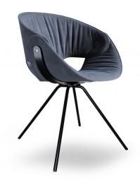 TONON FL@T 923 SOFT Comfort STEEL Design Stuhl