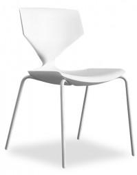 TONON QUO 910.01 Basic STEEL Design Stuhl