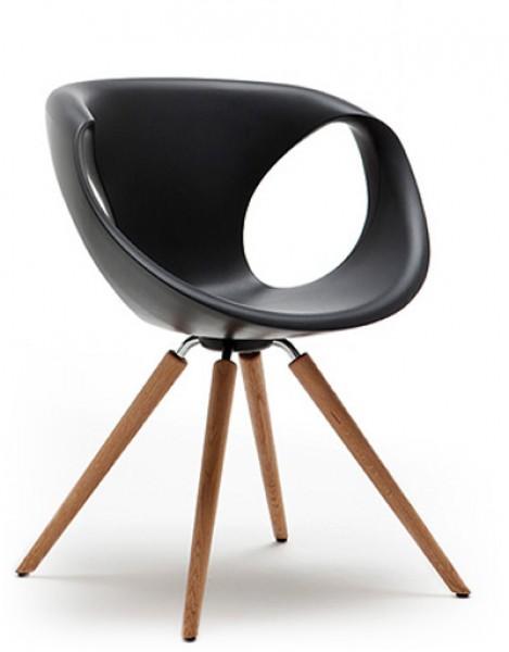 Design Stuhl Tonon Up Chair 907 Wood Pape Rohde Buroeinrichtungen