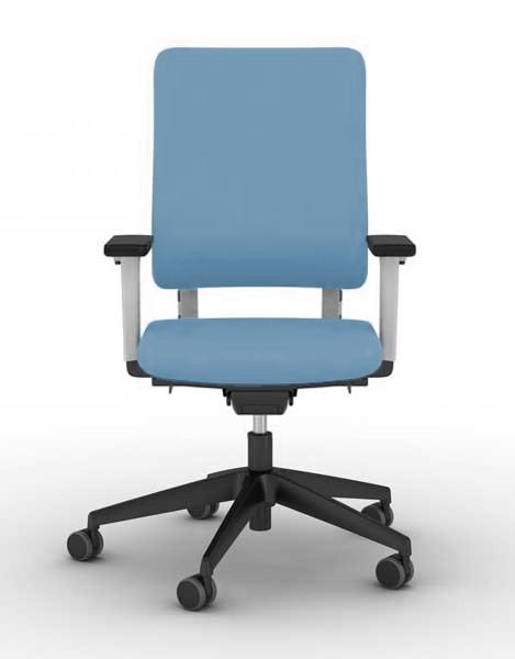 viasit drumback ergonomischer b rostuhl zum aktionspreis. Black Bedroom Furniture Sets. Home Design Ideas