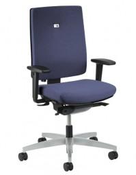 Viasit Linea Bürostuhl mit Rückenlehne 52 cm