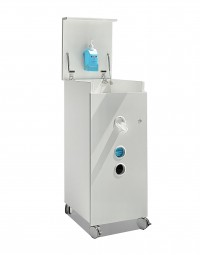 werner works Desinfektionsspender – Hygiene Caddy