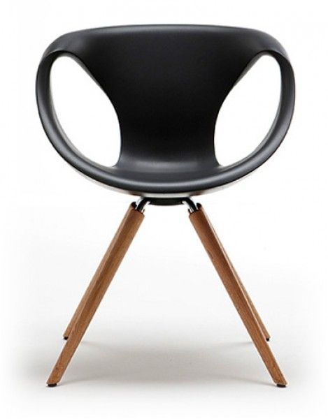 Design Stuhl Tonon Up Chair 907 Wood Pape Rohde Buroeinrichtungen