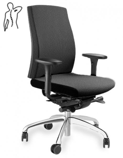 ergonomischer b rostuhl l ffler figo 19 mit 30 jahren garantie pape rohde b roeinrichtungen. Black Bedroom Furniture Sets. Home Design Ideas