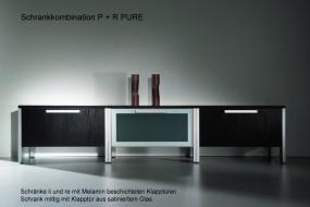 P + R KLAIN Sideboard mit Klapptüren PURE