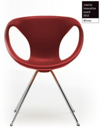 TONON UP CHAIR 907 Basic STEEL Design Stuhl