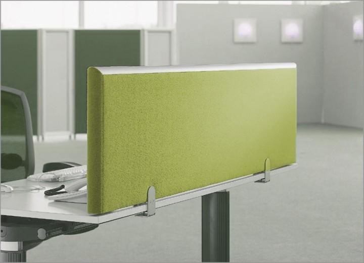 PREFORM Formfac 5 Acoustic Schreibtisch-Trennwand zum